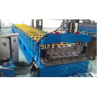 Wholesale IBR 686 Roof Profile Roll Forming Machine 0.3mm - 0.8mm Thickness from china suppliers