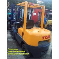 Wholesale 3 T Reconditioned Forklift Trucks Diesel Fuel Type 3000 Kg Rated Loading Capacity from china suppliers