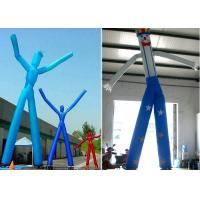 Wholesale Custom Height Inflatable Dancing Man , High Precision Stitching Dancing Tube Man from china suppliers