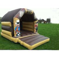Wholesale Wonderful Wild West Inflatable Bouncer Custom Jump For Kids Party from china suppliers
