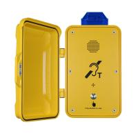 Wholesale Emergency Industrial Weatherproof Telephone Anti Corrosion With Warning Lamp from china suppliers
