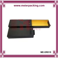 Wholesale Custom Tie Packaging Box, Paper Tie Storage Box for Sale ME-DR015 from china suppliers