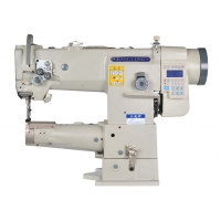 Wholesale Single Needle 2200RPM Large Mouth Lockstitch Sewing Machine from china suppliers