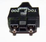 TOCP 200 Toshiba tocp200 optical fiber cable JIS F07 Duplex type