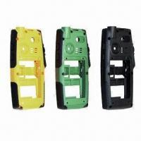 China Double-color Injection Mold, Made of Plastic, Various Colors are Available for sale