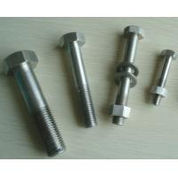 Wholesale duplex stainless 904l fastener bolt nut washer gasket screw from china suppliers