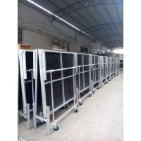 Wholesale 1.22*2.4M High 0.4-0.6 Or 0.6-1.0m Aluminum Folding Stage With Wheels from china suppliers
