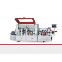 Quality High Feed Speed Wood Edge Banding Machine 8.5kw Motor Power 12 Months Guarantee for sale