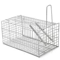 China Easily Assembled  Animal Cage Gabion Basket Mesh High Tensile Strength on sale