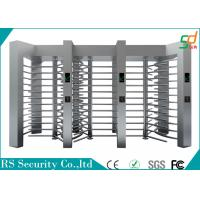 Wholesale Security Mechanical  Full Height Turnstiles Top Grade Traffic Pedestrian System from china suppliers