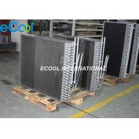China Remote Residential Condensing Unit , Commercial Refrigerator Condenser for sale
