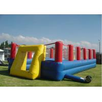 Wholesale Inflatable Sport Football Playground, Inflatable Soccer Field, Football Field Equipment from china suppliers