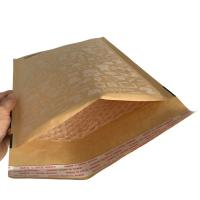 Durable Browm Kraft Bubble Mailers Padded Envelopes Hot Melt Adhesive Glue for sale