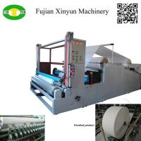 China High speed jumbo roll paper slitting and rewinding machine factory on sale
