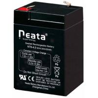 Quality AGM/VRLA/SMF/SLA Electric Toys Battery(6v4ah) for sale