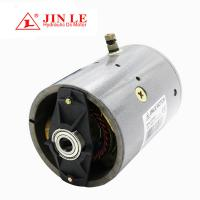 China 2350 RPM Dc High Speed Brushed Motor 12V 1.6KW Customized For Electric Forklift on sale