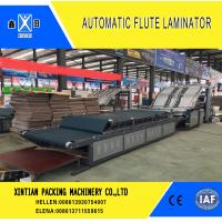 China High Precision Automatic Lamination Machine 12kw For Paperboard , CE ISO Standard on sale