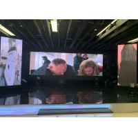 Wholesale Lightweight 3.9mm Led Video Wall Rental , Nationstar LED Video Panels 250mm*250mm from china suppliers