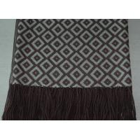 Wholesale 100% Mercerized Merino Wool Throw Blanket ,Colored Wool Shawl from china suppliers