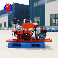 Buy cheap YQZ-30 Hydraulic Portable Diesel Oil Drilling Rig Machine Price from wholesalers