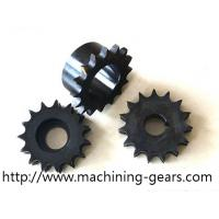 Wholesale Standard Industrial Chain Sprocket , Stainless Steel Single Plate Wheel Sprocket from china suppliers