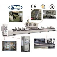China Digital Display Aluminium Window Machinery For Profile 3 Axis CNC Machining Center on sale