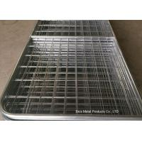 Wholesale Welded Farm Mesh Fencing Filled Tube Galvanized 12 Foot Farm Gate Durable from china suppliers