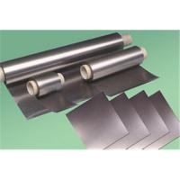 China Pure Flexible Graphite Sheet & Rolls on sale