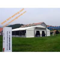 China Windproof  Large Event Tents for Sale Aluminum Clear Span  Event  Party  Tent on sale