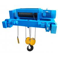 Wholesale Custom Double Girder Electric Steel Wire Rope Hoists SH Type Motor Protection IP54 from china suppliers