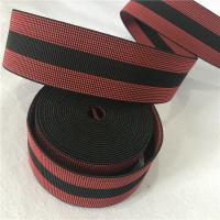 Quality Custom Lounge Chair Webbing Replacement , Red Chair Seat Webbing Straps for sale