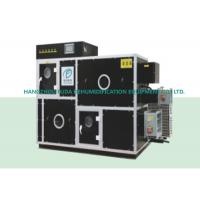 Wholesale Double Wheel Low Humidity Dehumidifier , Moisture Adsorption Industrial Dehumidifiers from china suppliers