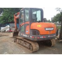 Quality Used DOOSAN DH60-7 Mini Excavator For Sale China for sale