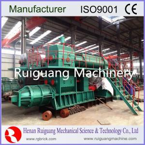 China High efficency and capacity Brick making machine,clay brick extruder on sale