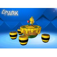 China Indoor kids games hornet sand table/indoor playground amusement park kids game bee sand table on sale