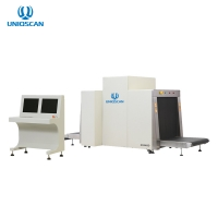 Buy cheap SF8065 Dual Energy Security Scanner Equipment X-Ray Baggage Scanning Machine from wholesalers