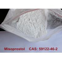 Wholesale 99.05% High Purity Pharmaceutical Intermediate Misoprostol White Solid from china suppliers