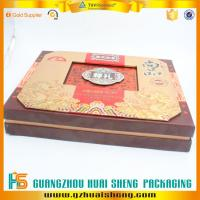 Buy cheap Luxury cardboard box for food packaging from wholesalers