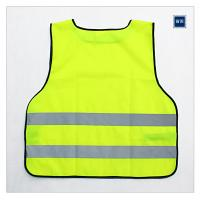 Custom High Visibility Children's Safety Vests