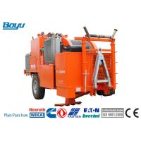Buy cheap TY2x80 97kw 130hp Hydraulic Stringing Equipment Cable Tensioner Engine Cummins from wholesalers