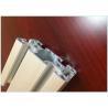 6063 Aluminium Construction Profiles , 40 X 40 X 1.6mm Industrial Aluminum Profile for sale