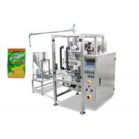 Buy cheap Automatic Liquid Packaging Machine , Automatic Beverage Drink Packing Machine from wholesalers