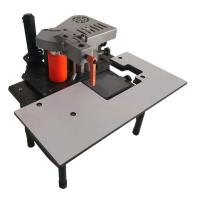 Wholesale Portable Edge Banding Machine For Furniture Plastic Trim Pvc Strip Glue Table from china suppliers