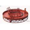 2000Kg 13.2 kW Cirque Suspended Work Platform Scaffold Systems for sale