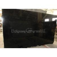 China Shanxi Black Granite Tiles/Slabs for sale