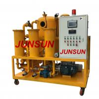 Wholesale High Performance Movable Automatic Insulating Oil/ Transformer Oil/ Dielectric Oil Treatment Machine from china suppliers