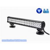 Wholesale HOT SALE CREE 3W DOUBLE ROW LED LIGHT BAR from china suppliers