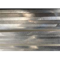 China Aluminium Flat Sheet For Machining Fixtures , Heating Plates Aluminum Steel Sheet on sale