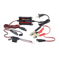 Quality Portable Lead Acid Automatic Car Battery Chargers 12V / 750mA for sale