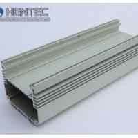 Wholesale Steel Polished Industrial Aluminium Profiles Electrical Cover , Electrical Shell from china suppliers
